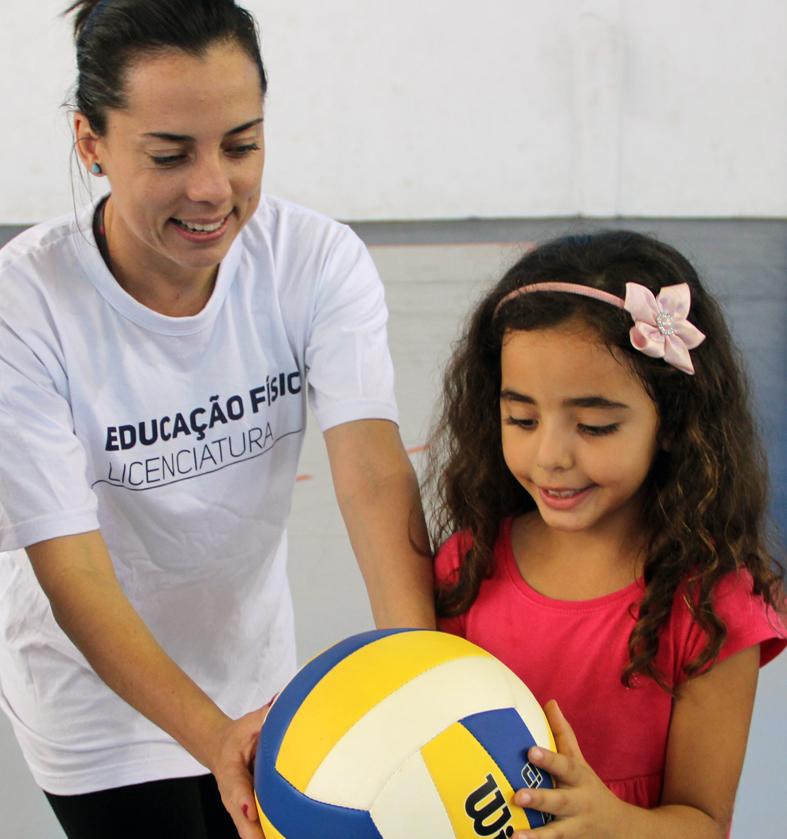 fc0063f516 Projeto esportivo abre inscrições para crianças e adolescentes